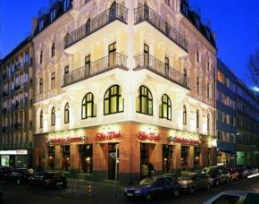 Städtetrip - 1 ÜN - neu - Düsseldorf Burns Art Hotel Düsseldorf - inkl. Frühstück
