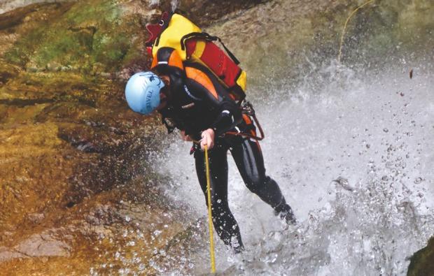 canyoning-tour-koessen-sport