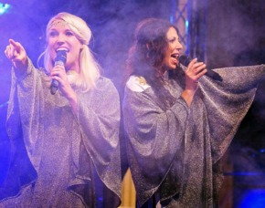 ABBA ROYAL - The Tribute Dinner Show - 4- Gang (Congress Union) Congress Union - 4-Gänge-Menü