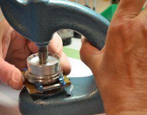 Schmuck und Uhren selber machen Essen