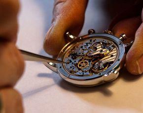 Uhren selber machen Uhrenseminar – Uhr selber kreieren, bauen und montieren, ca. 6 Stunden