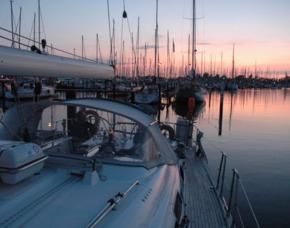 Romantische Segeltörns Rostock...