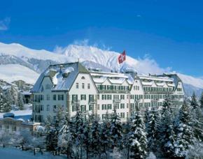 Wellnesshotels - 1 ÜN - Celerina Hotel Cresta Palace – Frühstücksbuffet, Kuchenbuffet