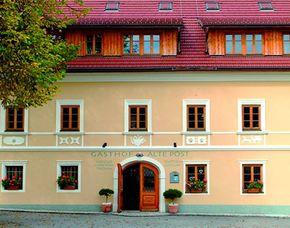 Kurzurlaub inkl. 30 Euro Leistungsgutschein - Gasthof Alte Post - Feistritz an der Gail Gasthof Alte Post