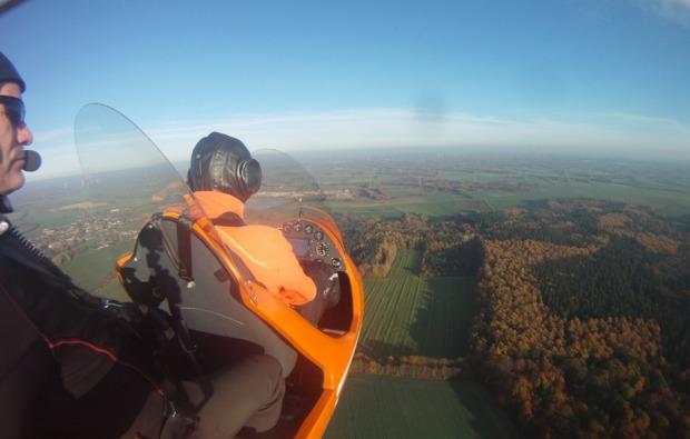 tragschrauber-rundflug-hohenlockstedt-gyrocopter-panorama
