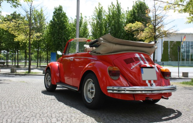 vw k fer oldtimer fahren in berlin als geschenk mydays. Black Bedroom Furniture Sets. Home Design Ideas