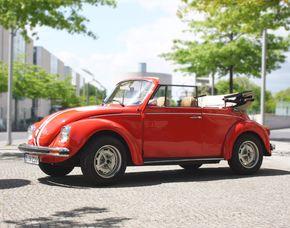 VW Käfer Cabrio fahren für Zwei VW Käfer Cabrio - 4 Stunden