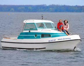 Außergewöhnlich Übernachten - Bellus - 4 ÜN im Hausboot Bellus für 2-4 Personen