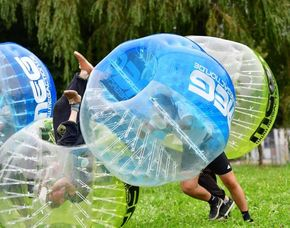 Bubble Ball JSMD - Sonthofen 60 Minuten