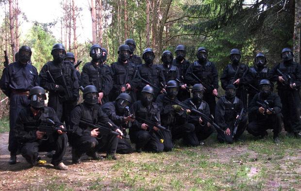 swat-gruppenfoto