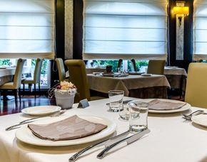 Weekend di gusti e sapori - Schlemmen & Träumen_New - Milano Hotel Silver – 2-Gänge-Menü, Dessert