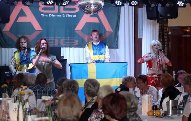 abba-dinnershow-bad-pyrmont-dinner
