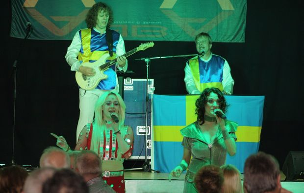 abba-dinnershow-bad-pyrmont-show