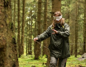 Survivaltag Clausthal-Zellerfeld Überlebenstraining, Lagerfeuer