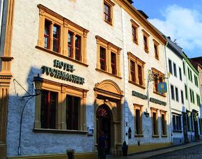 Kurzurlaub inkl. 120 Euro Leistungsgutschein - Romantik Hotel Tuchmacher - Görlitz Romantik Hotel Tuchmacher