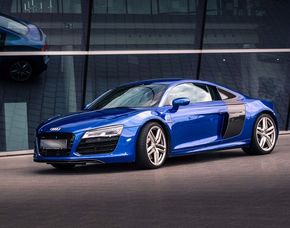 Audi R8 Coupé V10 fahren - 24 Stunden ohne Instruktor 100km Audi R8 V10 Coupé - 1 Tag ohne Instruktor