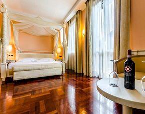 Viaggio d´amore - Kuschelwochenende_New - Milano Hotel Silver – 2-Gänge-Menü, Dessert