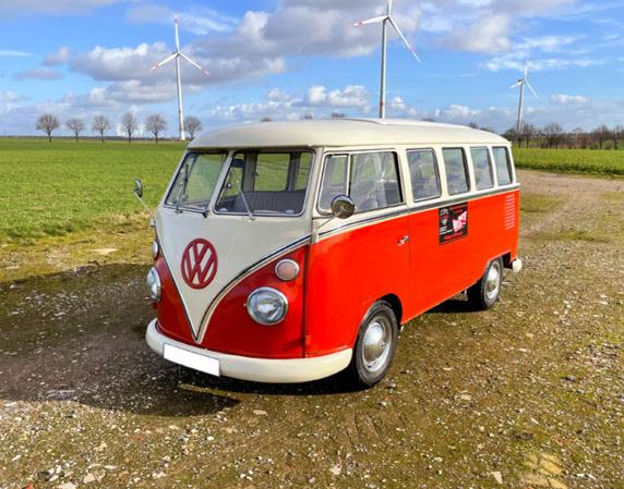 VW T1 Oldtimer fahren (1 Tag) VW Bulli T1 - 1 Tag