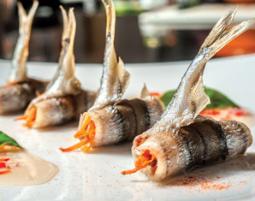 Meeresfrüchte- & Fischkochkurs 4-Gänge-Menü, inkl. Getränke