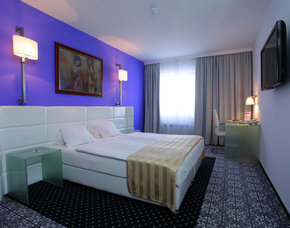 Kurzurlaub inkl. teilweise Leistungsgutschein - Hotel Phoenix - Zagreb Hotel Phoenix