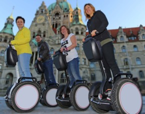 Segway City Tour Hannover
