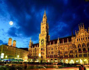 Nachtführung München Nachtwächter-Fackeltour