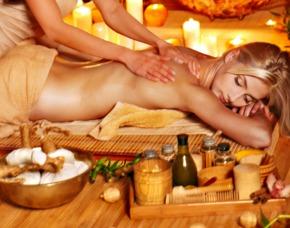 Wellness Massage für 1 Person Getränk nach Wahl, Vorwärme mit Fango