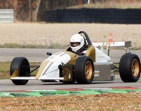 Formel Rennwagen fahren - 4 Runden Formel Rennwagen - Anneau du Rhin - 4 Runden