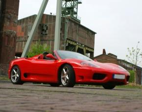 Ferrari F360 Spider selber fahren (30 min) - Eisenach Ferrari F360 Spider - 30 Minuten