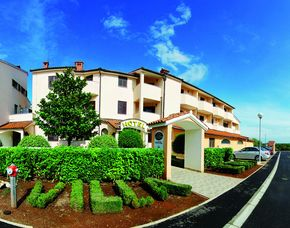 2x2 Übernachtungen - Hotel Villa Letan - Peroj Hotel Villa Letan