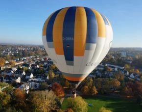 Romantische Ballonfahrt Aachen