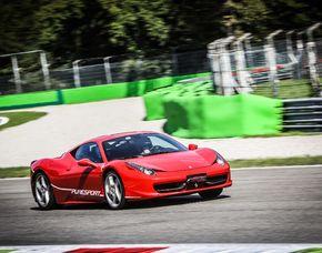 CH_Ferrari selber fahren F458 - 1 Runde - Red Bull Ring - Spielberg F458 – 1 Runde –Streckenlänge 4318 Meter – Red Bull Ring