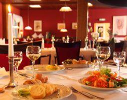 Kuschelwochenende Hotel Novum - 3-Gänge-Candle-Light-Dinner
