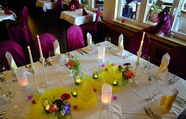 romantikwochenende-feldkirchen-dinner