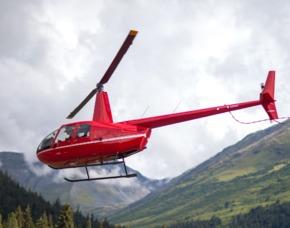 Hubschrauber selber fliegen - 30 Minuten Würzburg 30 Minuten