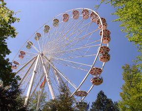 Freizeit- und Themenpark - Familie Freizeitpark Traumland für 2 Erwachsene und 2 Kinder