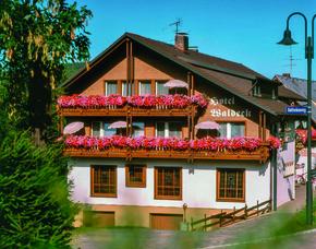 Vier Nächte Gemeinsamzeit Feldberg Altglashütten