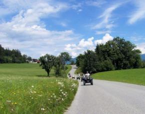 Quad Tour Zillertal - Terfens Quad Tour im Zillertal - Ca. 5 Stunden