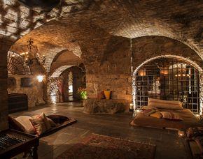 Pernottamento nell´eremo in einer antiken Mönchszelle