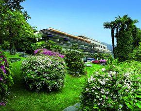 2x2 Übernachtungen inkl. Erlebnis - Hotel Ascona - Ascona Hotel Ascona - Aperitif, Blumengruß