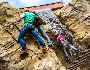 Klettersteig-Welt im Raum Berlin für 2 - Strausberg Raum Berlin - 3 Stunden