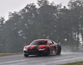 Race Experience Audi R8 V10 - 6 Runden Audi R8 - 6 Runden - Nürburgring Grand-Prix-Strecke