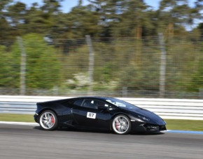 Rennwagen selber fahren - Lamborghini Huracán LP 610-4 - 2 Runden (JS + MD) - Bad Driburg Lamborghini Huracán LP 610-4 - 2 Runden