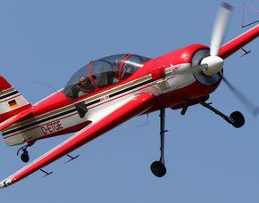 Flugzeug-Rundflug Chemnitz-Jah...