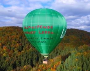 Ballonfahrt – 60-90 Minuten - Flugplatz Heilbronn - Heilbronn 60 - 90 Minuten