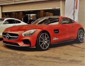 AMG GT-S - 6 Runden Mercedes AMG GT-S - 6 Runden - Bilster Berg