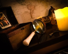 Escape Room - JSMD - Mainz 2-4 Personen - 90 Minute