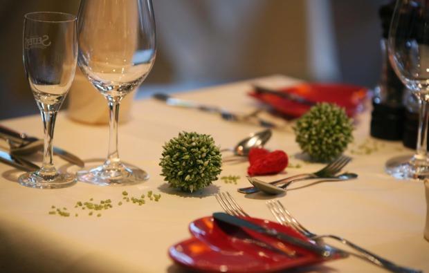 romantikwochenende-werder-dinner