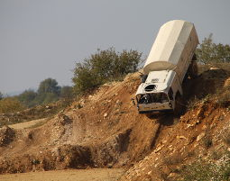 Truck offroad fahren - Beifahreraufpreis MAN 5t GL - 60 Minuten