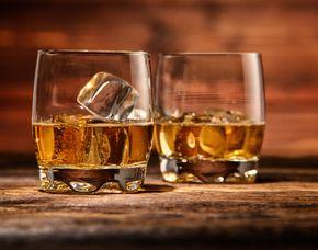 Whisky-Tasting - Paulaner's im Wehrschloss - Bremen von 10 Sorten Whisky & Brotzeit